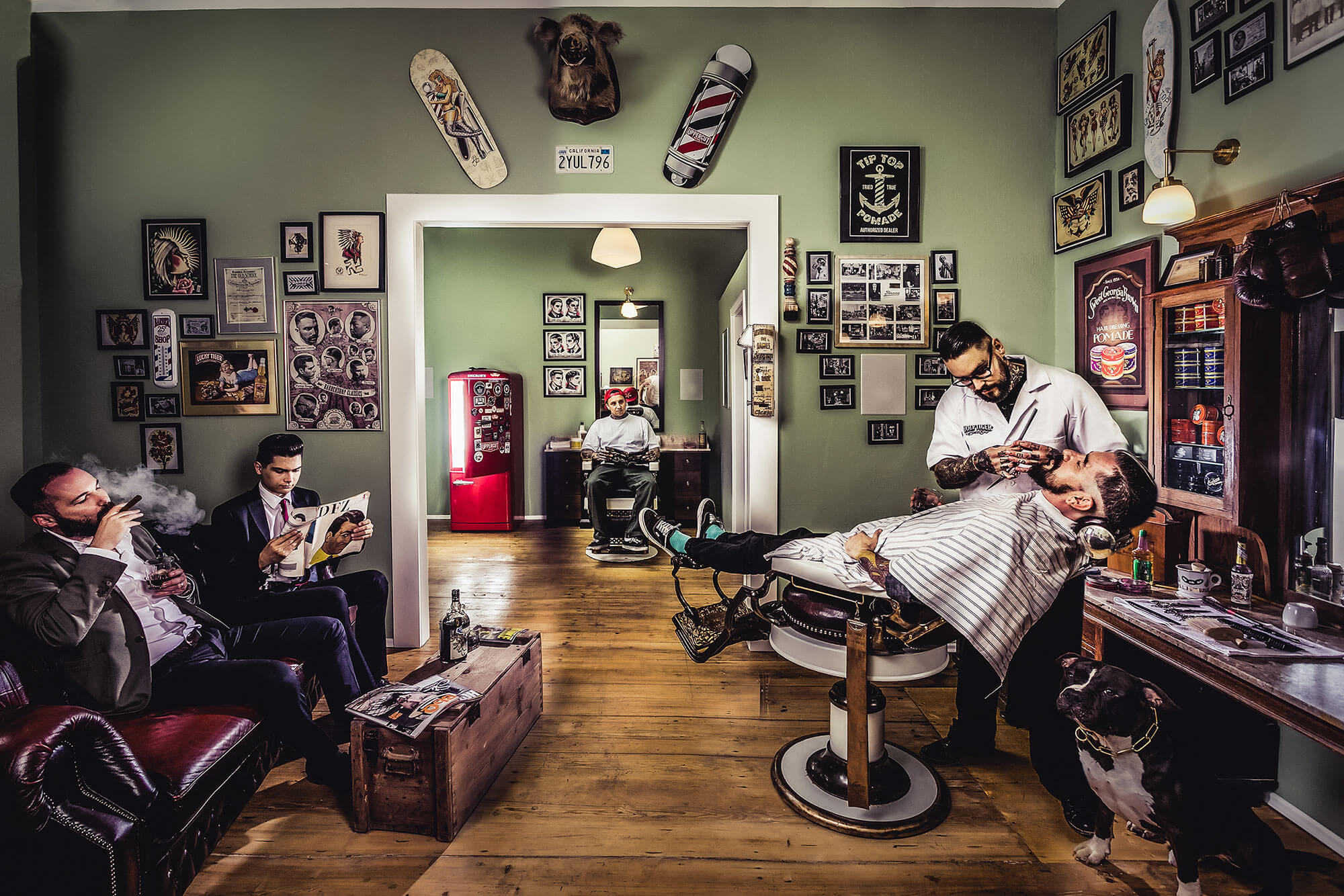 You are currently viewing ▷ 140 Nomes Para Barbearia – Para se destacar da concorrência