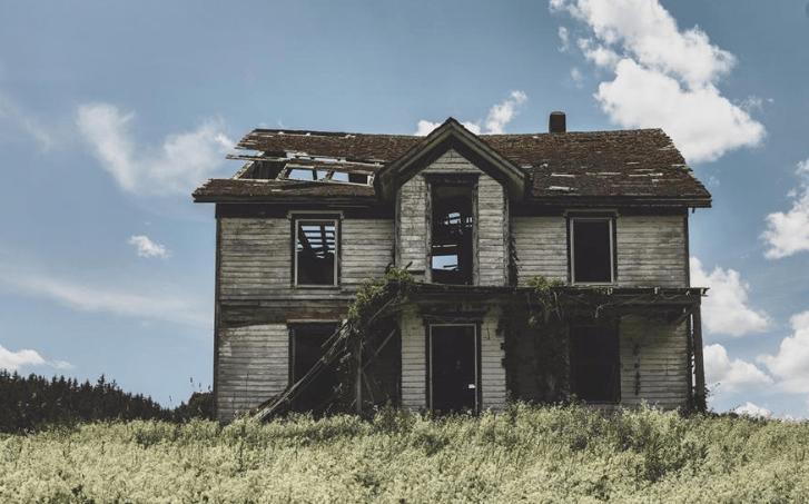 ▷ Sonhar Com Casa Abandonada 【É Mau Presságio?】