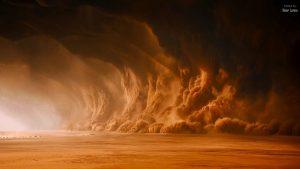 ▷ Sonhar Com Tempestade De Areia 【É Mau Presságio?】