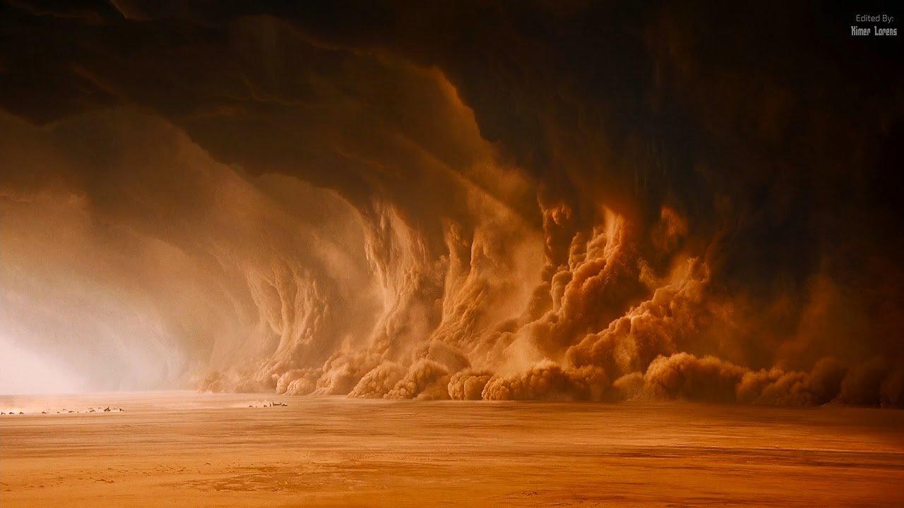 You are currently viewing ▷ Sonhar Com Tempestade De Areia é Mau Presságio?