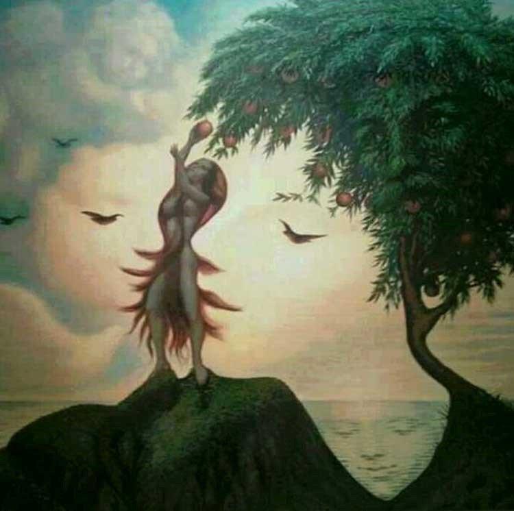 You are currently viewing O que você viu primeiro nessa imagem? Descubra o que isso diz sobre sua fraqueza no amor!