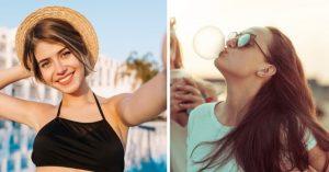 9 Coisas estranhas que as mulheres fazem em privacidade e têm vergonha de admitir em público