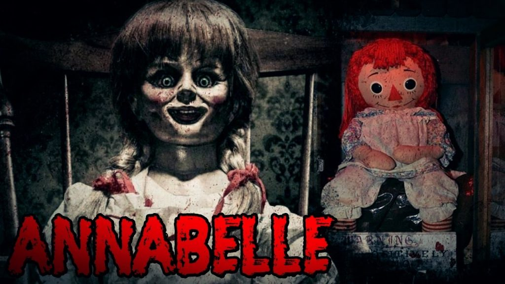 A história de Annabelle