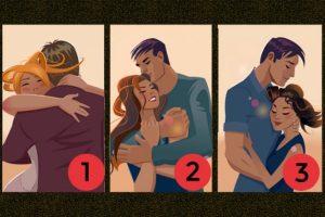 Escolha o casal mais feliz – Sua escolha pode revelar o futuro do seu relacionamento!