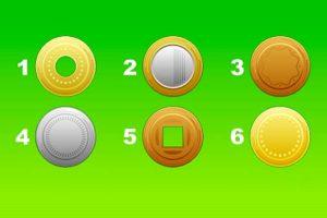 Escolha uma moeda e ela dirá quando você vai ficar rico!