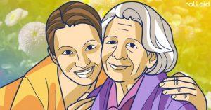 Mães e avós poderiam viver muito mais tempo graças ao nosso comportamento, de acordo com um estudo