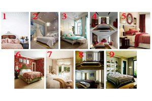O seu quarto preferido, revela o que as pessoas mais admiram em você!