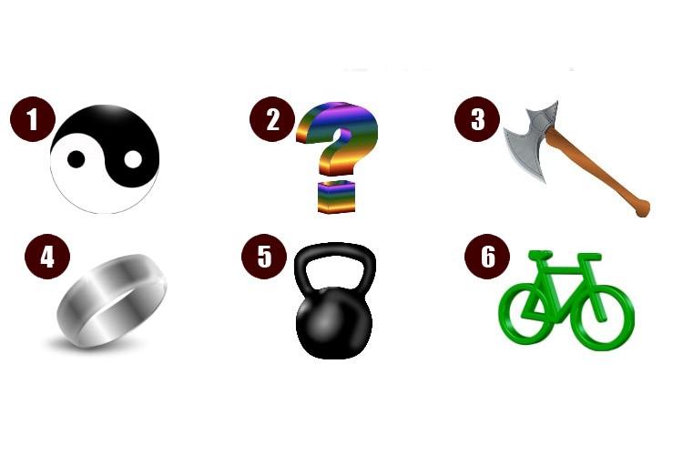 Qual desses símbolos você escolhe? Escolha um e receba uma mensagem espiritual