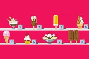 Qual sorvete você prefere? Veja o que ele significa!