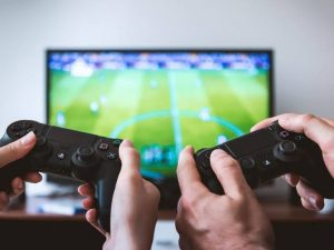 ▷ Vídeo Game Estraga a TV? Sua Avó Pode Estar Certa!