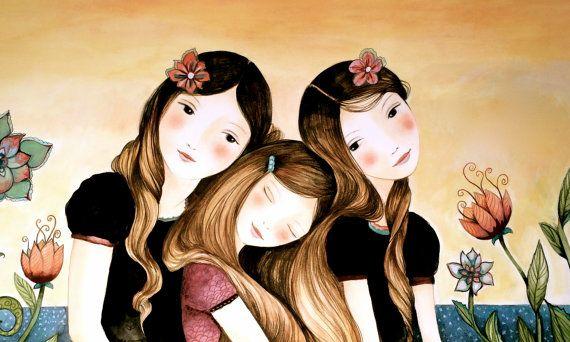 ▷ 62 Frases Para Fotos Com Irmãs – As Melhores Legendas