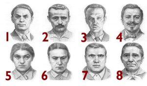 Teste Sondi: Qual desses homens mais te assusta?