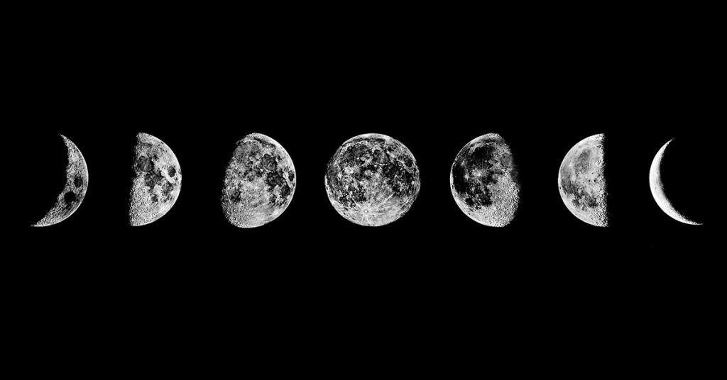 A influência da lua nas emoções – Seu humor é culpa dela!