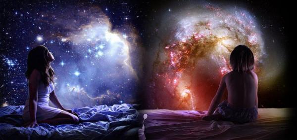 imagens espirituais de pessoas que acordam de madrugada