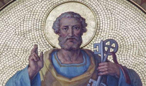 imagem de são pedro apóstolo