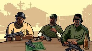 ▷ 100 Cheats GTA San Andreas Ps3