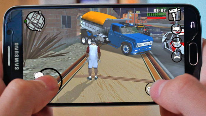 ▷ 100 Cheats Gta San Andreas Android