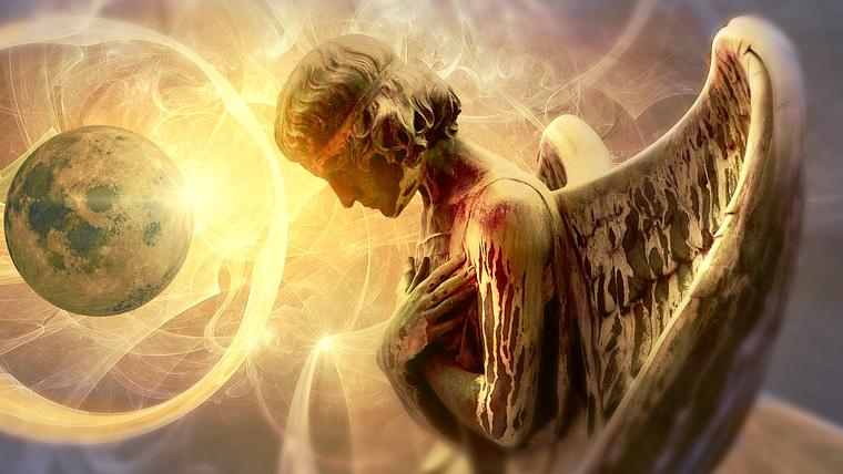 ▷ 72 Nomes Dos Anjos De Deus (Lista Completa)