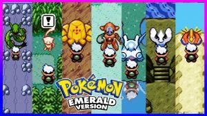 ▷ Detone No Pokémon Emerald Com Essas Manhas
