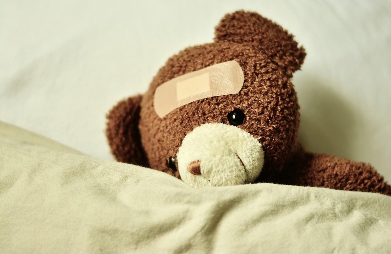 ▷ Sonhar Com Criança Doente – É Mau Presságio?