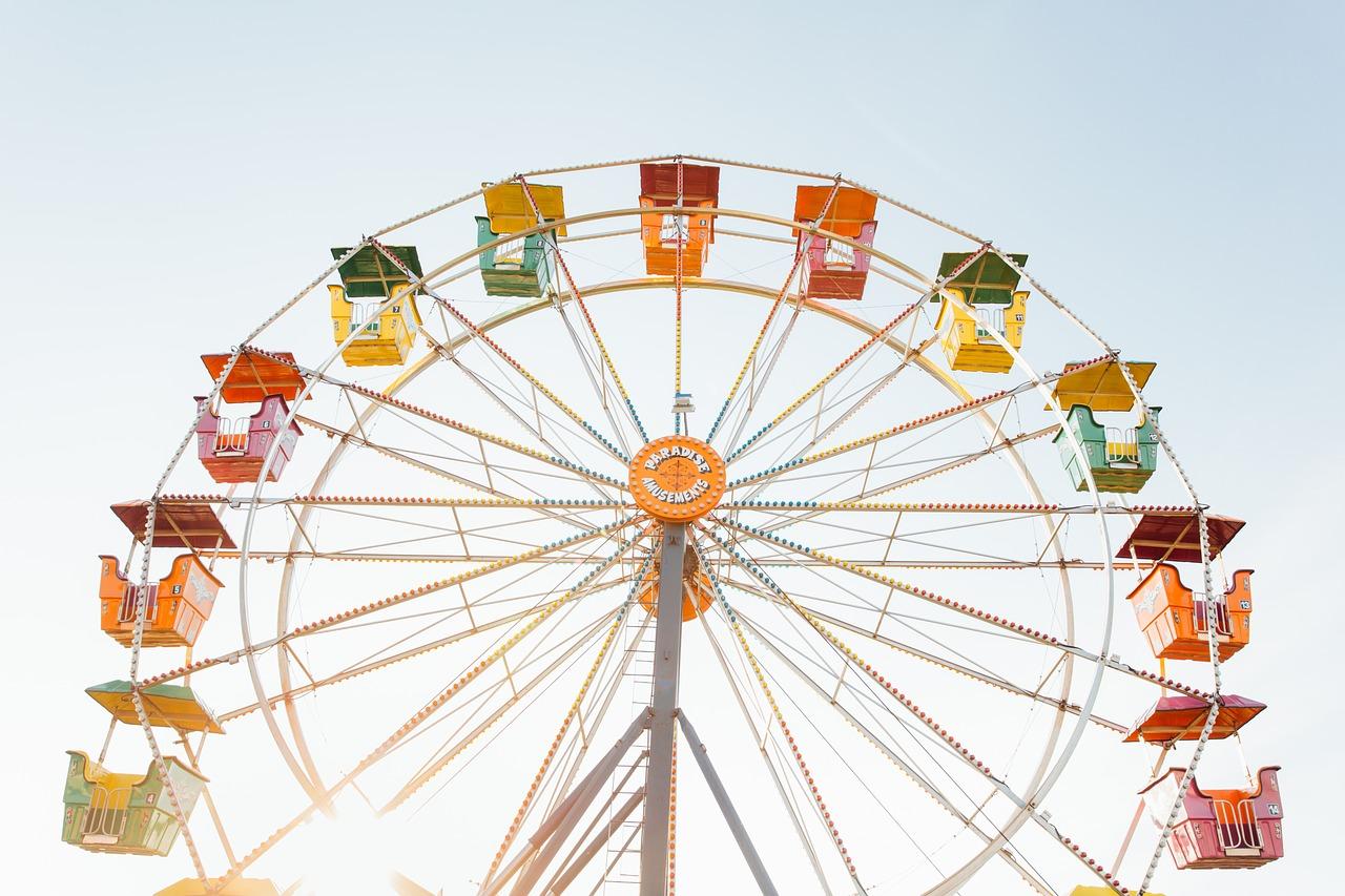 ▷ Sonhar Com Roda Gigante é Sorte?