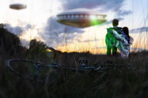 ▷ Sonhar Com Disco Voador – O Que Significa?