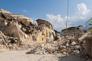 ▷ Sonhar Com Terremoto – O Que Significa?