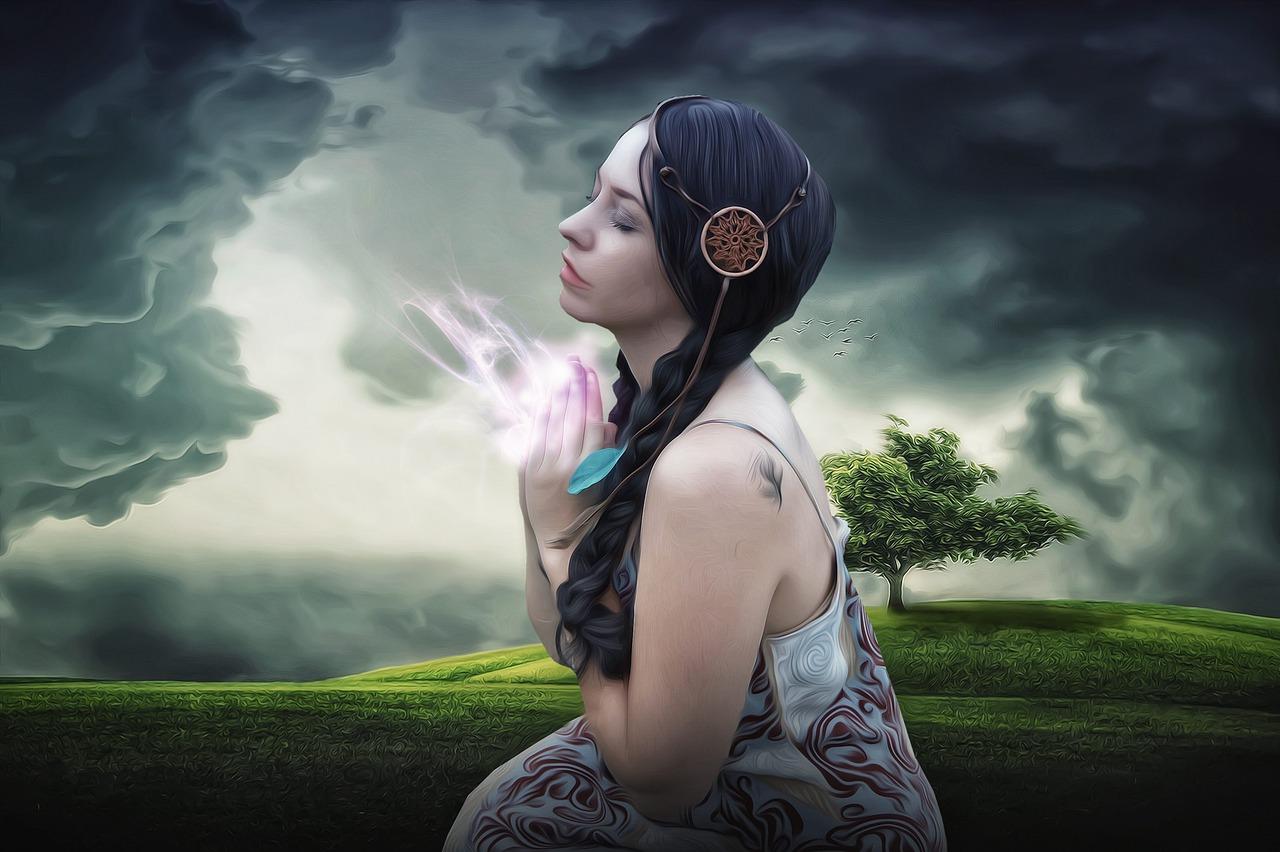 ▷ Sonhar Rezando é Bom Presságio?