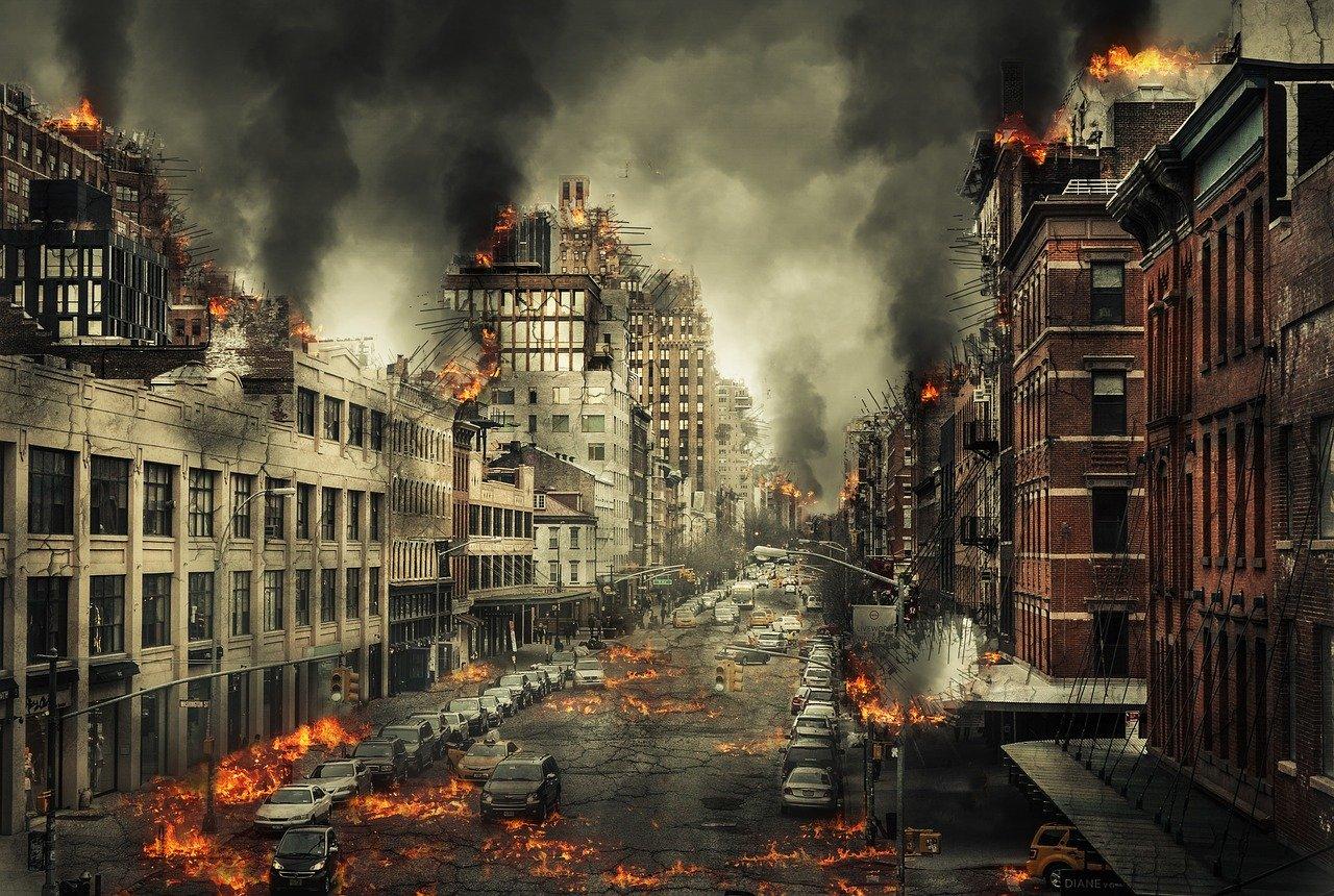 ▷ Sonhar Com Apocalipse é Mau Presságio?