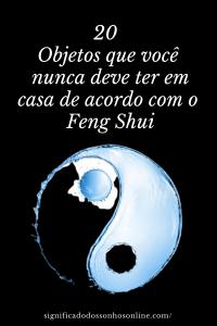 Read more about the article 20 Objetos que você nunca deve ter em casa de acordo com o Feng Shui