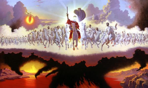 jesus voltando para terra