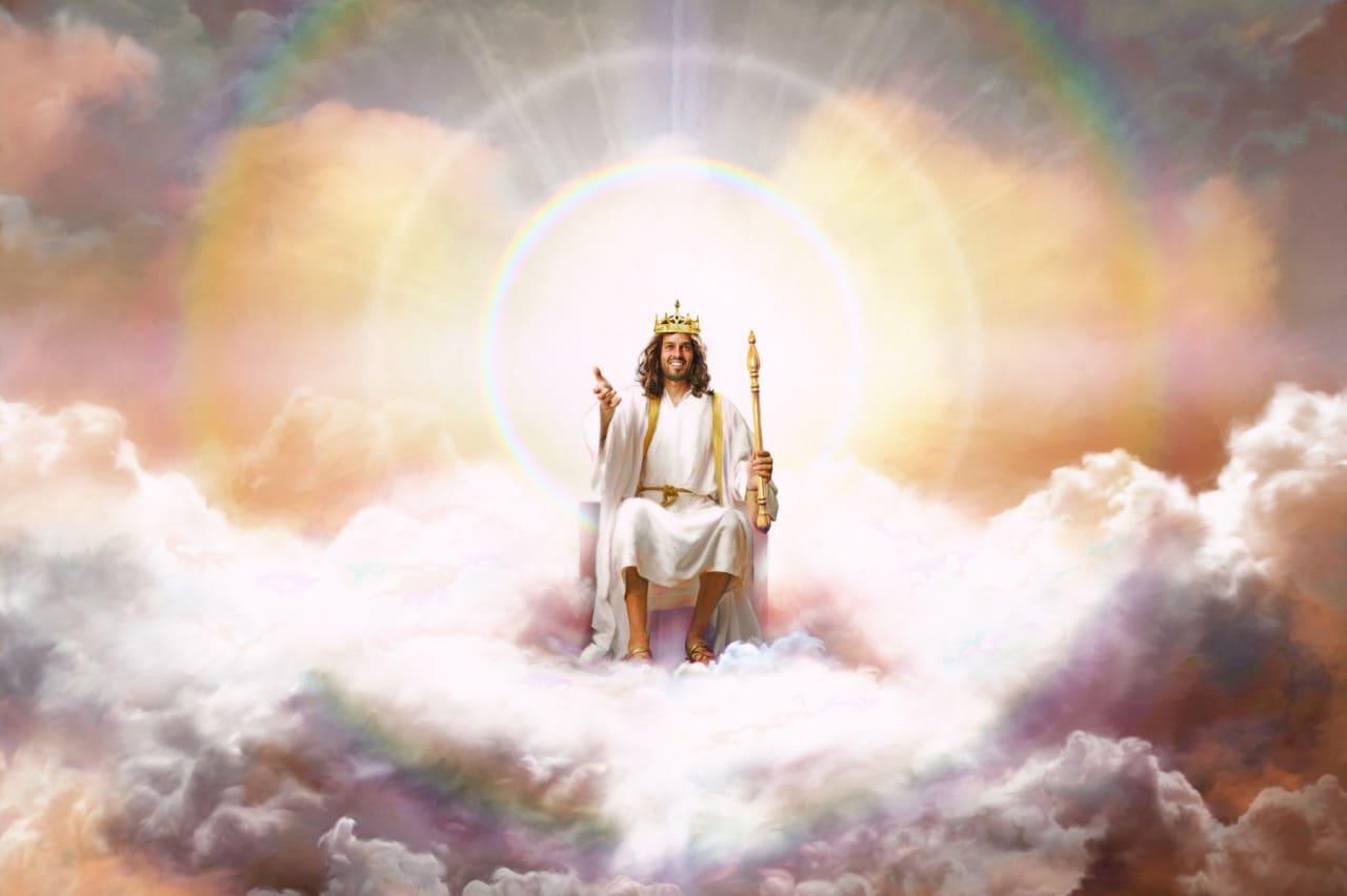 You are currently viewing Sonhar Com Jesus Voltando – O Que Significa?