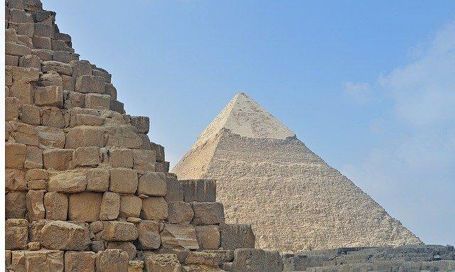 pirâmide pedra do egito