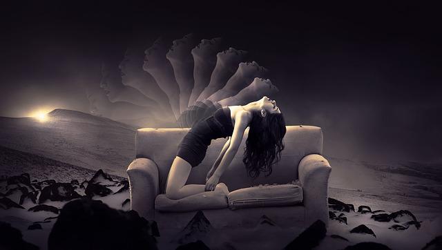 alma saindo do corpo da pessoa