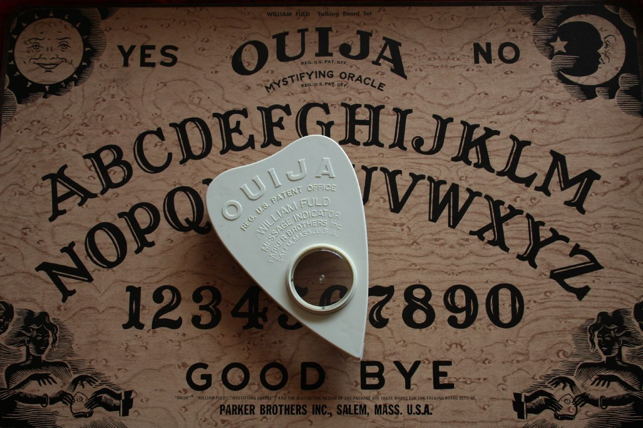 You are currently viewing O Que Significa Sonhar Com Tabuleiro Ouija?